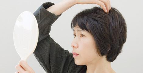 薄毛・抜け毛の治療方法