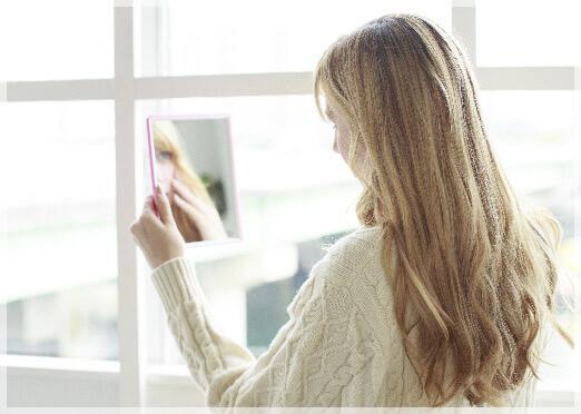 女性薄毛の原因や症状・対策について