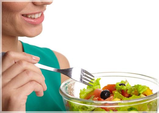 薄毛対策にはまず毎日の食生活の改善から