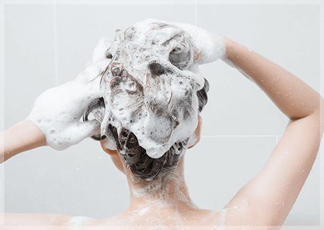 【医師監修】育毛にいい正しいシャンプーの方法