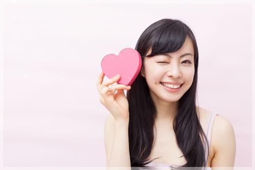 バレンタインと女性の薄毛