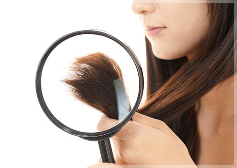 薄毛への不安、気になる白髪問題