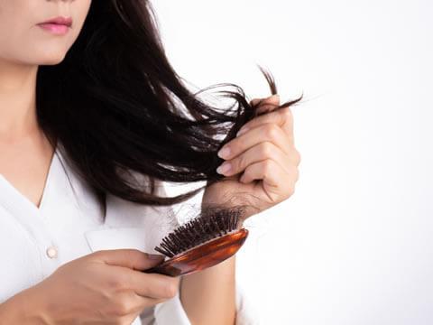 女性の髪の毛は一日何本抜ける?