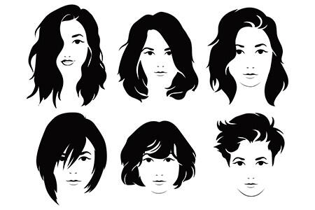 40代女性へおすすめの髪型、薄毛カバーのスタイリング方法について