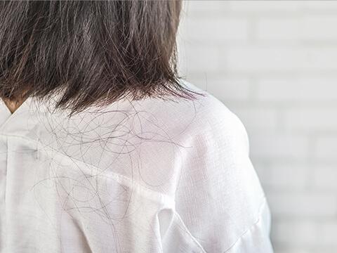休止期脱毛症とは|症状や原因、治療方法について