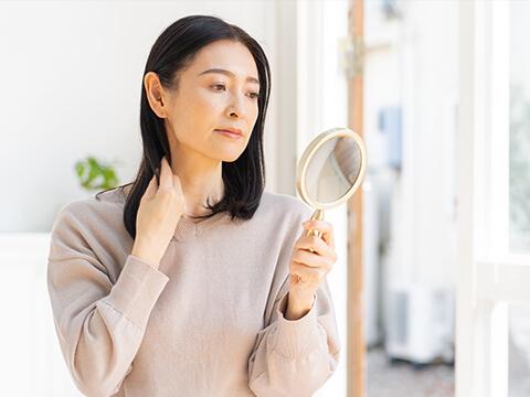 【医師監修】軟毛化の原因とは 髪質の変化はFAGAの可能性が