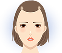 女性に多い薄毛のタイプ2